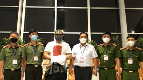 Bắt đối tượng người Hàn Quốc bị Interpol truy nã