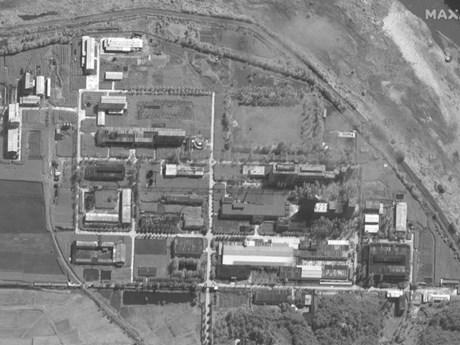 Lò phản ứng hạt nhân của Triều Tiên 'dường như hoạt động trở lại'