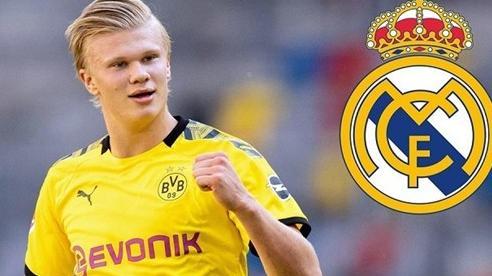 Haaland bỏ qua MU, chọn gia nhập Real Madrid