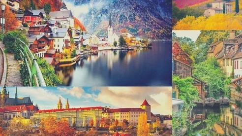 Địa điểm du lịch mùa thu đẹp nhất thế giới
