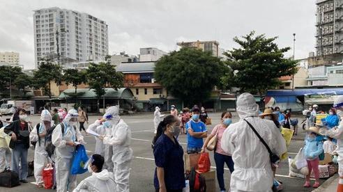 Lâm Đồng tổ chức đón hơn 3.100 người dân về địa phương