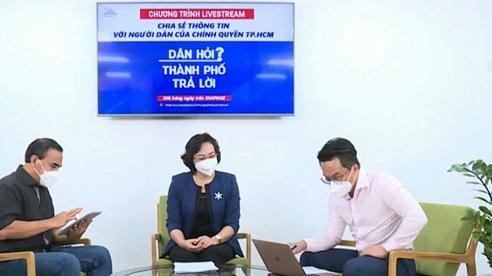 Kiệt sức sau đại dịch: Hết tiền, thiếu người... TP.HCM giúp dân thế nào?