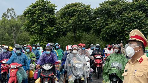 Thanh Hóa: Phát hiện 10 trường hợp dương tính trở về quê tại 1 huyện