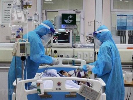 Bệnh nhân COVID-19 thứ 1.000 của Bệnh viện Quân y 175 được ra viện