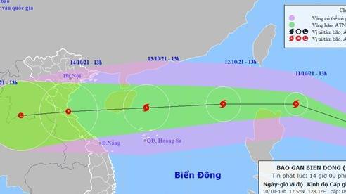 Nguy cơ 'bão chồng bão', Bộ GTVT chỉ đạo khẩn ứng phó với thiên tai
