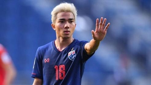 Chanathip sẽ cùng tuyển Thái Lan dự AFF Cup 2020
