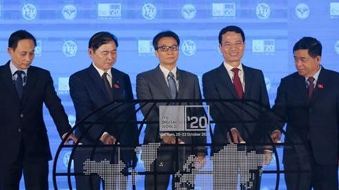 Hội nghị, triển lãm ''Thế giới số 2021'' khai mạc ngày 12-10