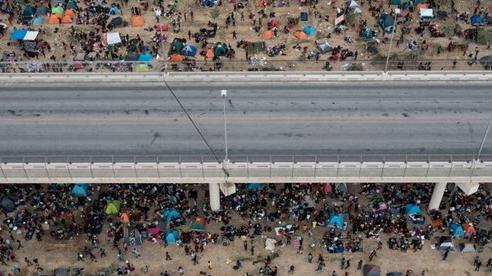 Mỹ cảnh báo người di cư Haiti trước 'những chuyến đi cực kỳ nguy hiểm'