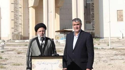 Iran tuyên bố làm giàu hơn 120kg uranium lên ngưỡng 20%