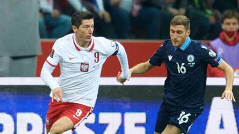 Tuyển Anh, Ba Lan đại thắng '5 sao' tại vòng loại World Cup khu vực châu Âu
