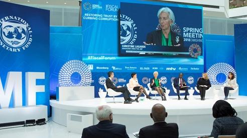 IMF tiếp tục phê duyệt giảm nợ cho các quốc gia thu nhập thấp