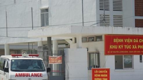 Đà Nẵng tạm ngưng hoạt động Bệnh viện dã chiến Ký túc xá phía Tây