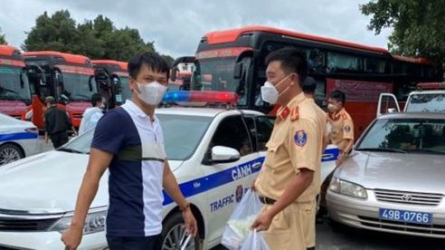 Lâm Đồng đón 500 công dân từ Bình Dương về quê tránh dịch