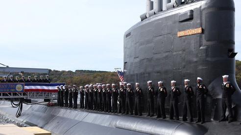 Mỹ bắt vợ chồng kỹ sư bán bí mật tàu ngầm cho nước ngoài
