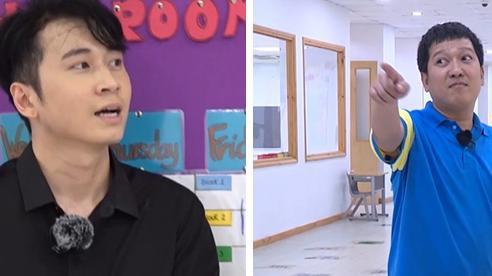 Running Man tập 4: Karik phản bội khiến Trường Giang không nói nên lời