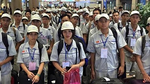 Gần 43 nghìn lao động Việt Nam đi làm việc ở nước ngoài