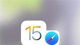 Hướng dẫn chuyển Safari iOS 15 về giao diện cũ