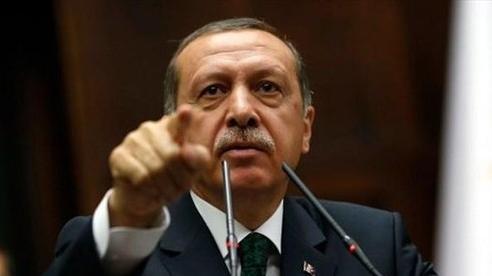 Thổ Nhĩ Kỳ sắp 'khai hỏa' ở Syria