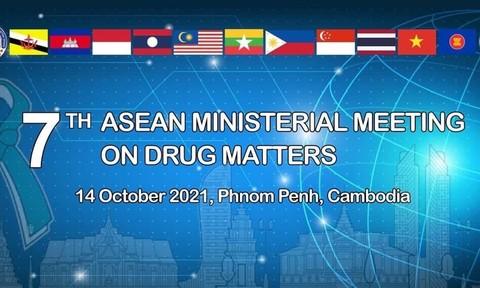 Hội nghị cấp Bộ trưởng ASEAN về vấn đề ma tuý lần thứ 7