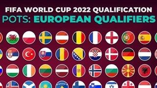BXH vòng loại World Cup 2022 KV châu Âu: Xác định 2 đội có vé đi Qatar
