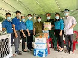 Quảng Bình: Cử đoàn cán bộ sang giúp tỉnh Khăm Muộn chống dịch