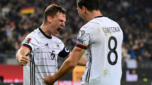 Đá bại Bắc Macedonia, 'xe tăng' Đức giành vé đầu tiên đến World Cup 2022