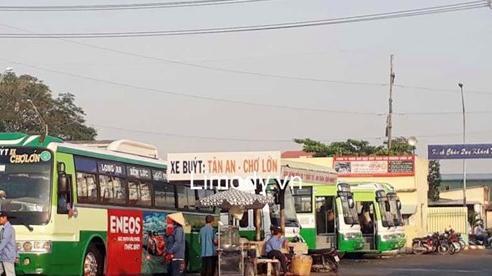 Xe buýt tuyến liên tỉnh TP Hồ Chí Minh - Long An được phép hoạt động
