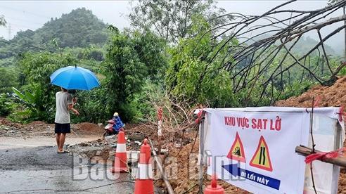 Mưa lũ gây thiệt hại ở một số tỉnh phía bắc
