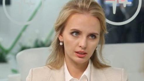 Ngỡ ngàng nhan sắc được giấu kín nhiều năm của con gái Tổng thống Putin