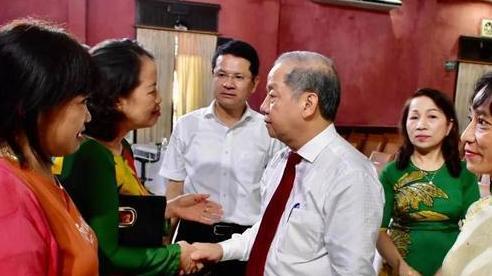 TT-Huế lên tiếng việc Chủ tịch tỉnh không tiếp công dân