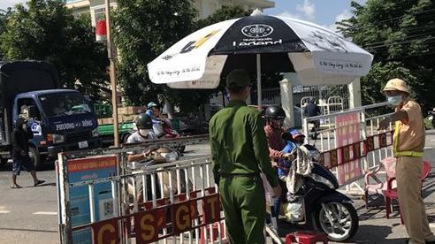Người dân Quảng Nam vào Đà Nẵng không cần xét nghiệm SARS-CoV-2