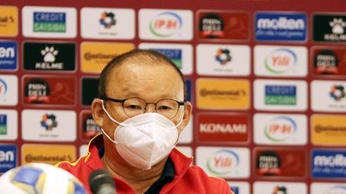 HLV Park Hang-seo: Cầu thủ Việt Nam bất mãn vì trọng tài