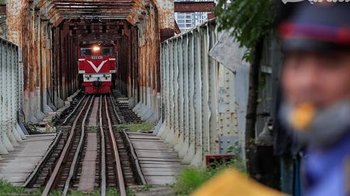Đường sắt hoạt động trở lại sau thời gian dài thực hiện giãn cách