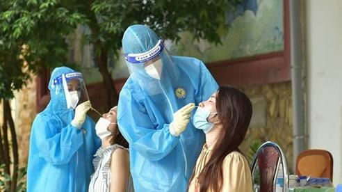 Ngày 13/10, Việt Nam ghi nhận 3.461 ca nhiễm mới