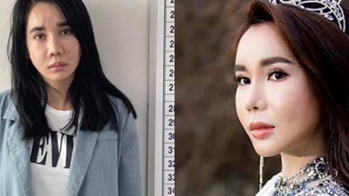 Thân thế hoa hậu thế giới người Việt 2018 vừa bị bắt vì trộm đồng hồ Rolex của bạn trai