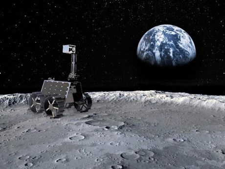 Australia hợp tác với NASA để đưa tàu thám hiểm tự chế lên Mặt Trăng