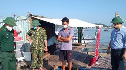 Nỗ lực chấm dứt nuôi trồng thủy sản trái phép trên vịnh Mân Quang