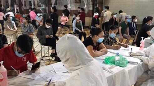 Nam Định phát hiện 4 ca dương tính SARS-CoV-2, trong đó có 1 trẻ sơ sinh
