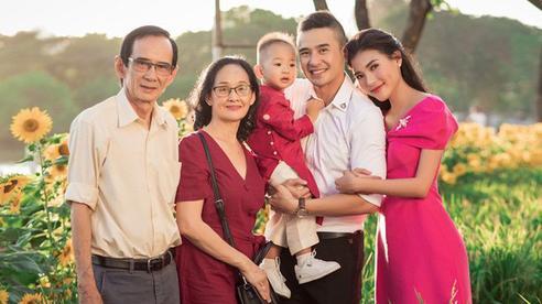 Học cách dung hòa mối quan hệ mẹ chồng nàng dâu (2): Diễn viên Thúy Diễm tiết lộ điều đặc biệt ở mẹ chồng