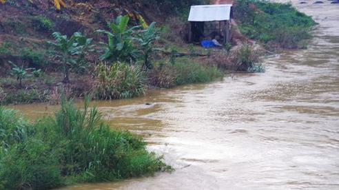 Nước lũ trên sông Đồng Nai vượt báo động 3
