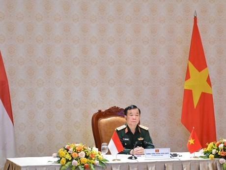 Đối thoại chính sách quốc phòng Việt Nam-Indonesia lần thứ hai
