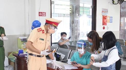 Kiểm soát nghiêm ngặt tại ga Đà Nẵng khi vận hành trở lại