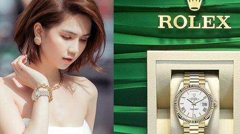 Sao nữ tậu đồng hồ Rolex: Chịu chơi như Mai Phương Thúy, BTV Ngọc Trinh cũng không bằng 'nữ hoàng nội y' Ngọc Trinh