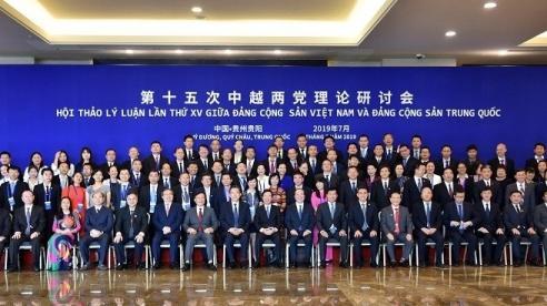 Việt Nam-Trung Quốc: Làm giàu kho tàng lý luận phong phú