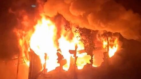 Hỏa hoạn tại chung cư cao tầng ở Đài Loan, ít nhất 46 người thiệt mạng