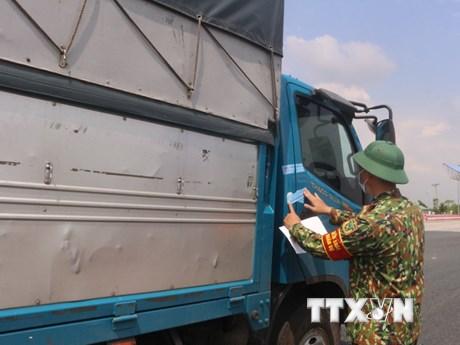 Quảng Ninh kiểm soát người ra, vào tỉnh theo chỉ đạo của Trung ương