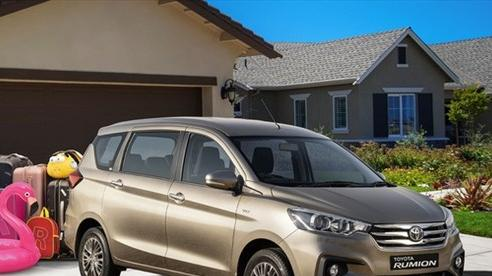Xe 7 chỗ Toyota Rumion ra mắt tại Nam Phi, thiết kế giống Suzuki Ertiga đời 2018