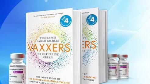 Cuốn sách kể về hành trình phi thường phát triển vắc-xin AstraZeneca