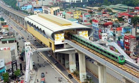 Chính phủ 'thúc' tiến độ các dự án đường sắt đô thị
