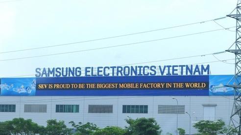 Tạo điều kiện cho các nhà cung ứng của Samsung tiếp tục hoạt động, nâng dần công suất
